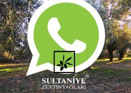 Sultaniye Zeytinyağları İletişim