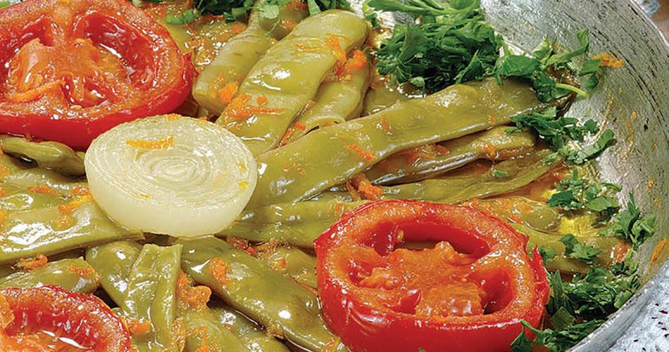 Zeytinyağlı Yemekler Zeytinyağlı Taze Fasulye